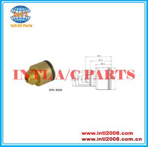 Visteon scroll sc90v/trv090 sanden compressor ac controle válvula/válvulas para ford/jaguar/carro mazda