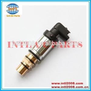 Sd6c12 compressores ac controle de valor com o- ring: 3 longo: 88mm usado para peugeot 307/fiat