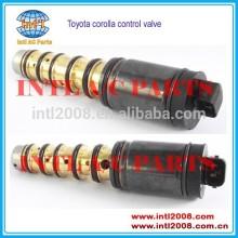 ac auto compressor da válvula de controle para toyota corolla