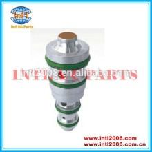 Ac auto compressor controle eletrônico com válvula de tamanho 42-44 marrom