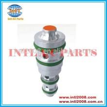 Ac auto compressor/compresor/kompressor da válvula de controle universal 44-46 laranja
