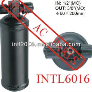 Ar condicionado ac secador do receptor uma/c receptor secador/acumulador em: 1/2