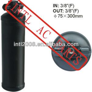 Ar condicionado ac secador do receptor uma/c receptor secador/acumulador 75x300mm 3/8