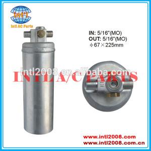 Ar condicionado ac secador do receptor uma/c receptor secador/acumulador 67x225mm 5/16