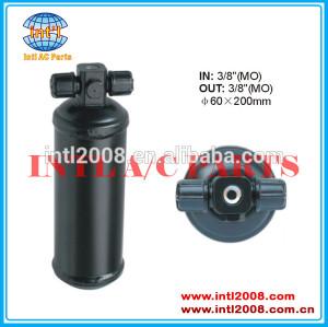 Um/c receptor secador de acumulador de secador do receptor 60x200mm