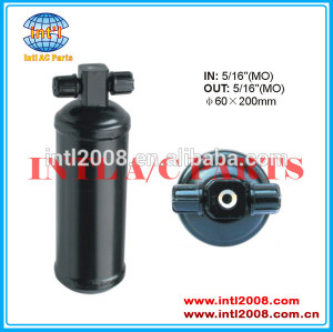 Um/c receptor secador secador de filtro acumulador para holden commodore vt vx vy v6 v8 monaro estadista 3.8l 1997-2004 60x200mm