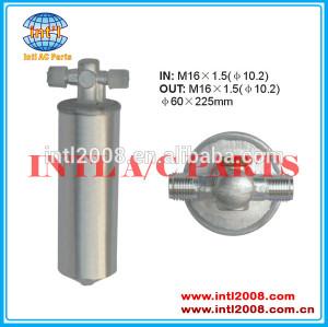 Receptor secador secador uma/c acumulador para auto ar condicionado 60x225mm