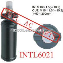 Secador do receptor uma/c secador 60x200mm acumulador