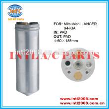 Mitsubishi lancer ar condicionado secador um desidratador/c secador do receptor de acumulador