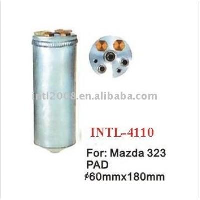atacado ac ar condicionado secador do receptor para mazda 323 tapetesdecarro