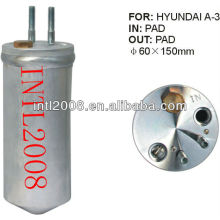 Hyundai elantra, hyundai accent, avante/a3 um/c acumulador filtro secador/horrendo receptor secador/horrendo 97801-29000 9780129000