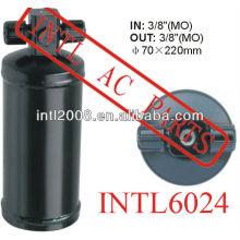 Um/c receptor secador secador 70x220mm acumulador