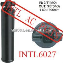 Um/c receptor secador secador 60x300mm acumulador
