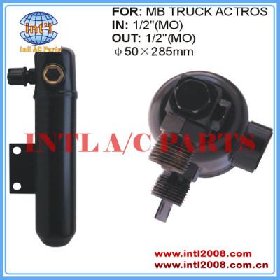 condicionador de ar auto secador do receptor para mb caminhão actros