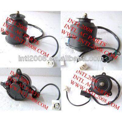 263500-5241 2635005241 263500 5241 denso toyota radiador de refrigeração do motor do ventilador do condensador do motor assy