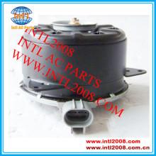Refrigeração do motor do ventilador de ar do motor do ventilador do radiador e condensador fan motors 16363-om020 16363om020