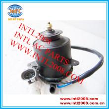 16363-15120 1636315120 ar condicionado radiador e condensador de refrigeração do motor do ventilador ventilador de ar de motores para tercel toyota honda