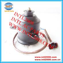 19030-pwa-j51 19030pwaj51 radiador e condensador de refrigeração motores de ventilador de ar do ventilador do motor para honda jazz 2004-2008