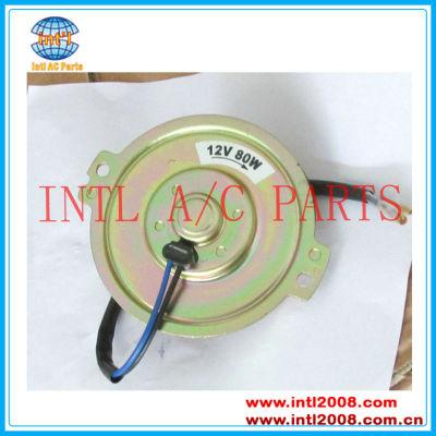 A / c Universal do motor do ventilador da cor do ouro