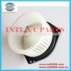Reference number IS-B0101A 10010 Auto ac condenser blower motor for ISUZU D-MAX LHD