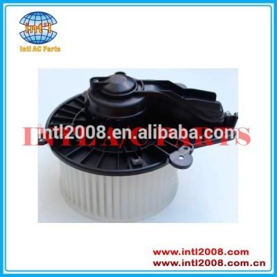 Velocidade da carga 2300r/min( 8.5a) ac ventilador do condensador do ventilador do motor para nissan navaraz 27226-js60b ii
