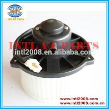 Aquecedor do motor do ventilador para a nissan frontie lhd motor ventilador com tamanho 145.5*70mm