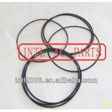 Denso SCSA06C SCS06C Toyota corolla / echo / mazda RX-8 / Daihatsu AC kit de vedação junta A / C Compressor junta Oring O-ring anéis kit