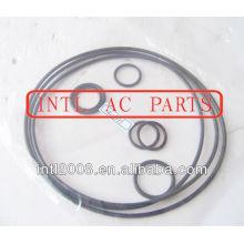 Denso 10p30 10p30c 10pa30c coaster toyota auto ac compressor junta selo oring kit um/c compressor vedação oring o- ring anéis kit