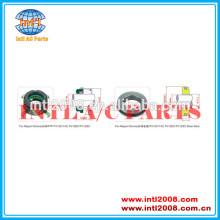 Eixo do lábio de vedação para nippon denso tv12c/14c tv12ec/tv12sc compressor ac série
