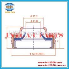 compressor de vedação de óleo 32c denson 10pa30c para toyota coaster ônibus eixo de vedação do tipo labial