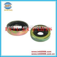Vedação do eixo para a gm da6/hr6/v5/r4/ht6/hr6he compressor tipo lábio de vedação
