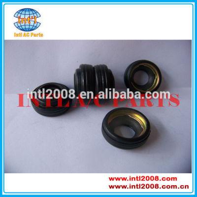 Vedação do eixo/lip seal/selo do óleo usado para ford f500 fs10 fs18 fx15 visteon hs15 hs17 hs18 vs12m vs16 vs18m compressor da série