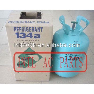 Carro R134a 134a gás refrigerante