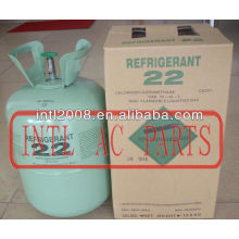 Automotive cooling /air conditioning Refrigerant gas cylinder 13.6kg/30lbs 99.9% purity (China High Quality)