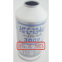 ac gas R134A A/C Cool Refrigerant GAS 300g/bottle Purity 99.7%