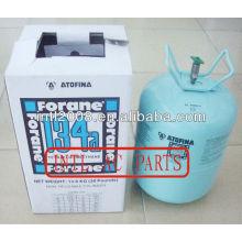 Auto um/c ar condicionado r-134a cool gás refrigerante