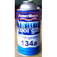 auto A/C (AC) air conditioning R134a GAS Cool Refrigerant