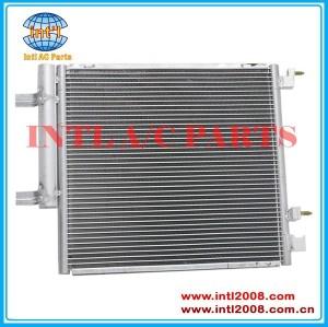 Novoitem 95326121 gm3030301 um/c ac condensador para chevy chevrolet spark 4 cyl 1.2l 2013-2014