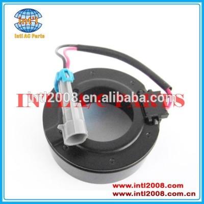 boa qualidade sd6v12 auto ar condicionado compressor bomba da embreagem bobina para sd6v12 compressor