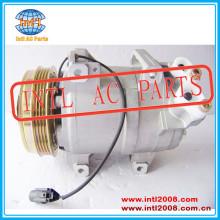 MN123627 506012-2061A 5060122061A DKS15D/DKS17BD ac compressor 2006-2010 Mitsubishi Triton ML/2005-2008 Mitsubishi Zinger 2.4
