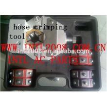 car aircon ac parts hose crimping tool / handheld hose crimping tool