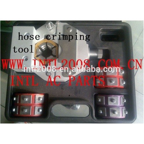 car aircon ac parts hose crimping tool / handheld hose