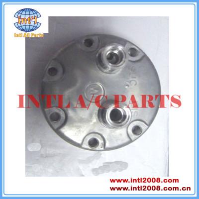 Sanden md traseiro cabeça sd709 sd7h15 tubo horizontal o- ring universal compressor tampa traseira