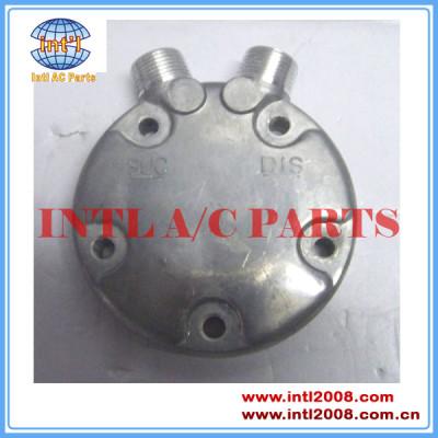 Original sanden c sd508 sd510 sd5h14 cabeçote/compressor traseira da cabeça do tubo vertical o- ring