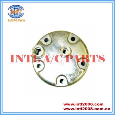 Sanden kb sd508 510 horizontal 8 e 10 o- ring longa cabeça compressor tampa traseira