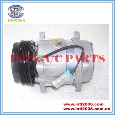 1135253 v5 compressor ac para peugeot 406 2.0 pv6 964059380 para citroen c5 2l diesel con air bomba acp528