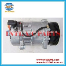 Co 1233dc 4256 sd7v16 auto um/c compressor bomba com pv6 para audi seat skoda vw 2004-- 061j0820803k 1j0820803l