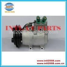 977014e500 alta qualidade hs-15 um/c ar condicionado compressor bomba com 12v 1pk para kia bongo3 um libero starex