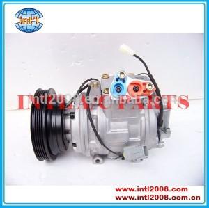 Manafacturer em china 5pk 10pa17vl um/c ar condicionado compressor/kompressor com 140mm diâmetro da polia para toyota 67378 88320-20751