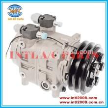 2PK 24 V ar condicionado Compressor fábrica na China TM31 / TM31HD / DKS32 / DKS32C para Iveco Webasto TOYOTA MINI ônibus